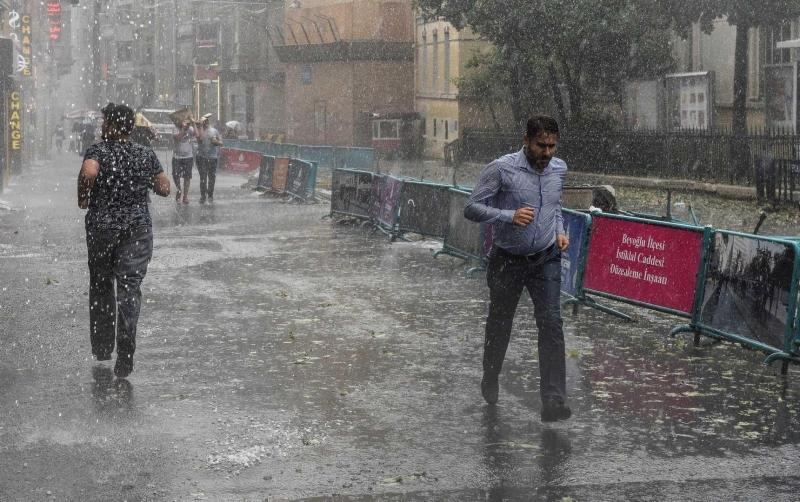 Meteoroloji'den Kritik Uyarı Geldi! Bu İllerde Yaşayanlar Önleminizi Alın